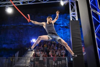 There will be only a minimal live audience for the remaining episodes of Australian Ninja Warrior, which is currently shooting.