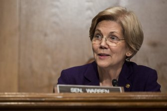 Senator Elizabeth Warren's skincare routine has caused quite the stir.