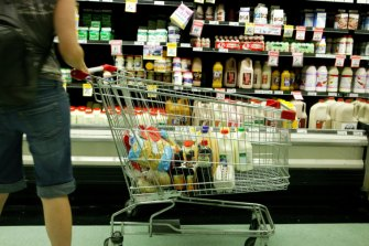A new report from Foodbank has found about a fifth of Australians were unable to buy the food they need at last once in the past year.