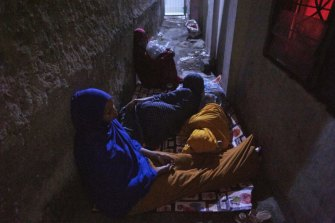 Homelessness would be a crime attracting jail time if the new Indonesian criminal code is passed.