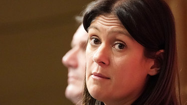 Lisa Nandy is British Labour's shadow foreign secretary.