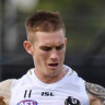Beams looms as selection ray of light for Pies