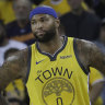 Cousins tears anterior cruciate ligament in Lakers blow