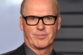 """""""There's something to getting older,"""" says Michael Keaton."""