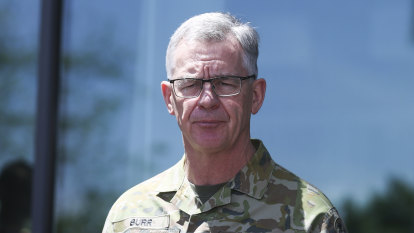 Army chief says work in Afghanistan 'not tarnished' by misconduct of a few