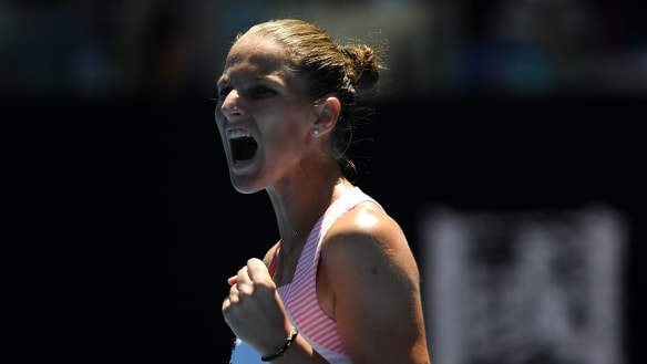 'I was almost in the locker room': Pliskova stuns Williams with comeback