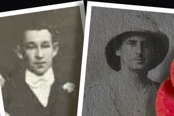 Lost, now found: 100 years on, a funeral for two soldiers