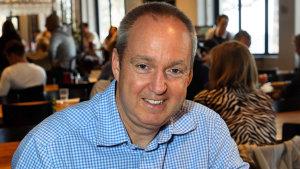 South32 CEO Graham Kerr.