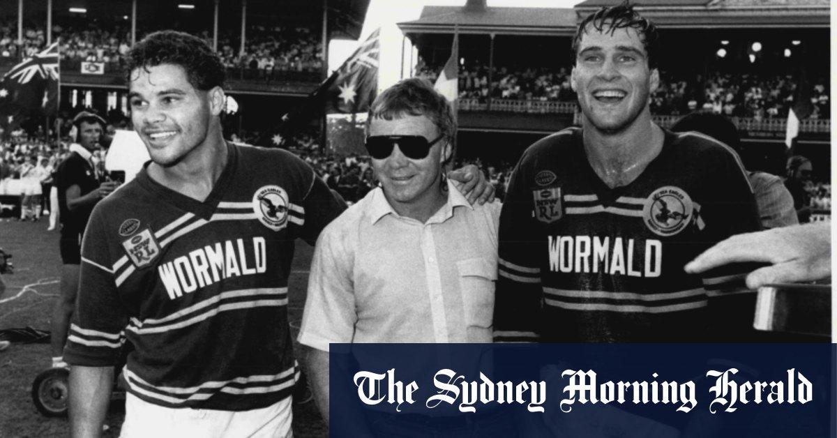 Manly legend and NRL Immortal Bob Fulton dies aged 73 – Sydney Morning Herald