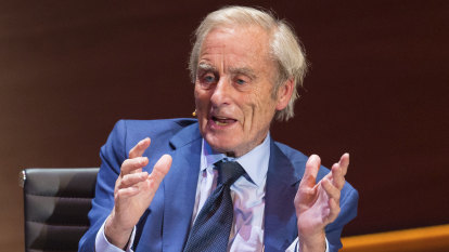 Publishing titan and crusading British editor Harold Evans dies at 92