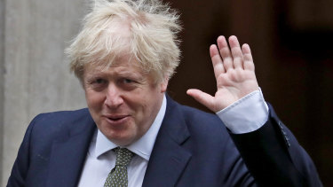 British PM Boris Johnson will take the UK our of the European Union.