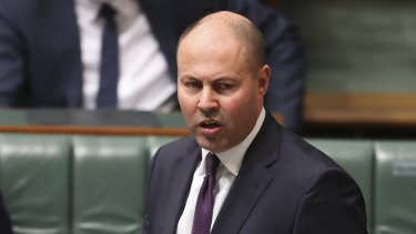 Treasurer Josh Frydenberg says the financial and health situation ahead will be tough but conditions will improve.
