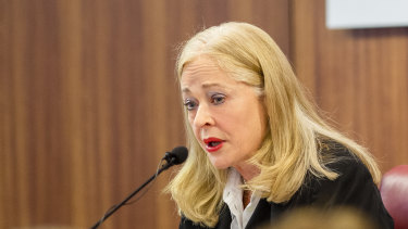 Commissioner Margaret McMurdo could charge Victoria Police over its failure to hand over secret documents.
