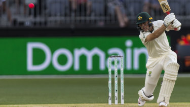 Domain is walking away from its association with Test cricket.