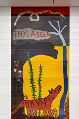 Thylaseenby Bethany Thornber.