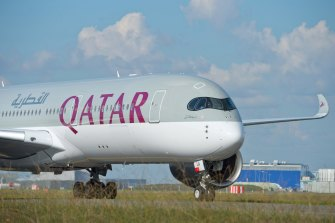 Women on the Qatar Airways flight to Sydney were subjected to invasive physical searches.