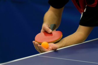 When betting on other sports stopped, table tennis took off.