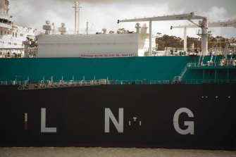 Fears are growing that the simmering China-Australia tensions could spill over into the booming LNG trade.