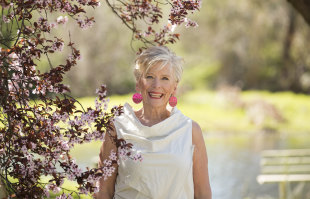 Maggie Beer, one of many treasures who call South Australia home.