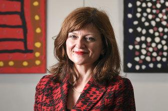 Victorian Bar president Wendy Harris, QC.