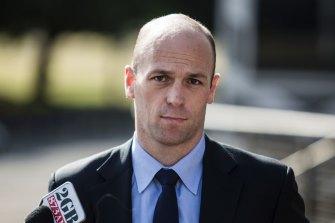 Australian Cricketers' Association boss Alistair Nicholson has announced his resignation.