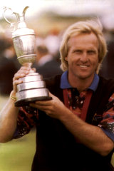No Australian has lifted the Claret Jug since Greg Norman in 1993.
