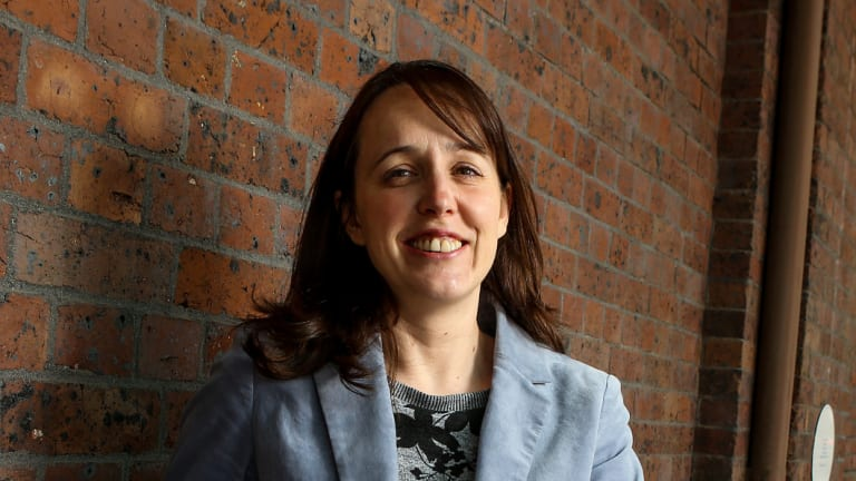 LaunchVic chief executive Kate Cornick was billed to speak at the event.