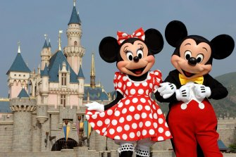 Disney's parks around the world have been crippled by the pandemic.