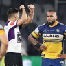 Paulo denies he made hip-drop tackle despite match review charge