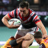 NRL 2020 as it happened: Embarrassing Broncos belted by brilliant Roosters