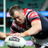 'It's about honouring Josh': Roosters make it about Morris, not SBW