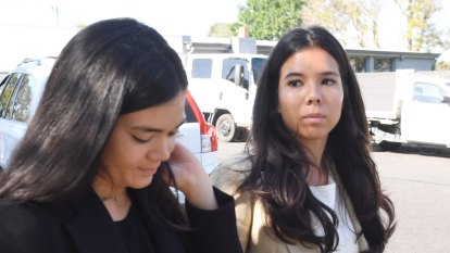 Charlie Teo's daughter faces court after alleged crash with ex-bikie boss