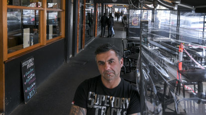 Tale of two Lygon Streets, as shopkeepers flee Little Italy