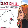 Is Credlin eyeing another safe Coalition seat?