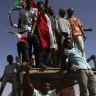 Sudan sentences 29 to death for torturing, killing protester