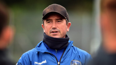 Socceroos legend Harry Kewell is now in charge of English League Two outfit Oldham Athletic.