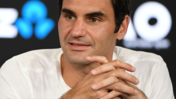 Roger Federer keeps aceing Old Father Time