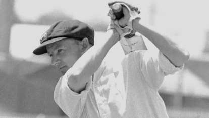 From the Archives, 1971: Bradman out for 22 in computer Test