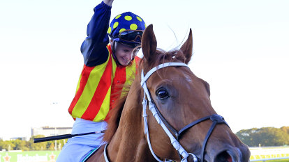 Luck's a fortune for Nature Strip as Incentivise's Cup runneth over