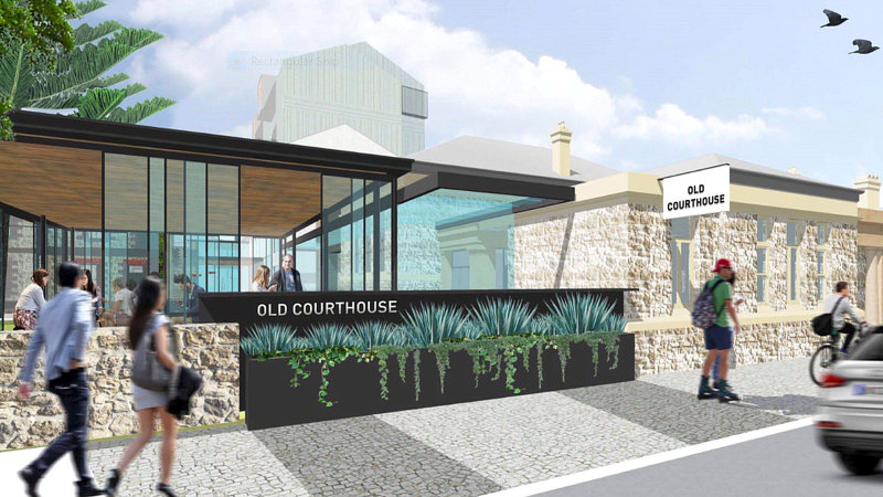 Multi-million dollar facelift to turn neglected heritage site into 'new centre of Freo'