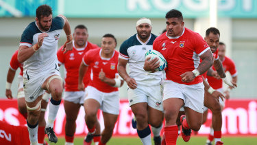 Each aspirant tier-two nation – such as the USA and Tonga – should have an experienced director of rugby from a tier-one nation.