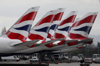 The owner of British Airways said it would take several years for passenger demand to return to 2019 levels.