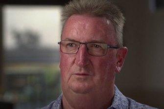 Peter McCormick, former Victorian Gambling Regulatory Officer.