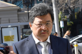Elusive TPG Telecom founder David Teoh has resigned from the company.