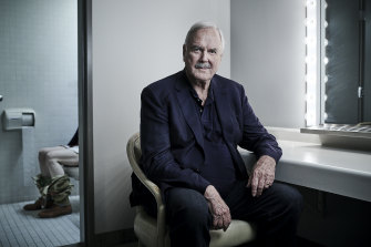 At 80, John Cleese has begun turning his mind to what comes next.