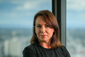 Victorian Attorney-General Jaclyn Symes.