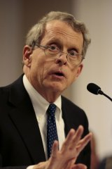 Ohio Governor Mike DeWine has issued a state of emergency.