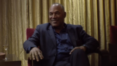 O.J. Simpson was pranked by Sacha Baron Cohen in the final episode of Who Is America?