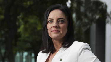 Labor MP Emma Husar is pushing to remain the party's candidate at the next federal election.