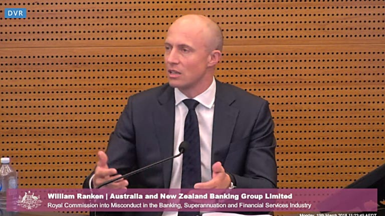 ANZ's William Ranken said the bank and its mortgage brokers had separate obligations to verify the ability of their customers to service their mortgages.